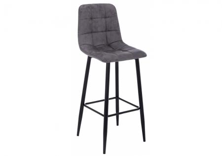 Барный стул Чиол темно-серый