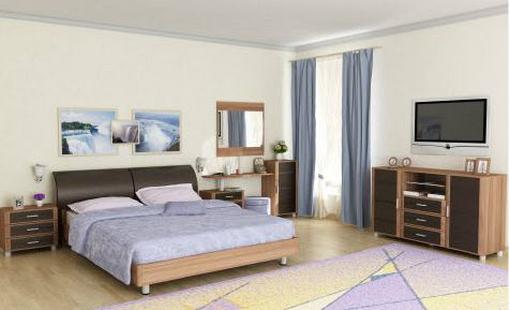 Спальня Камелия №6