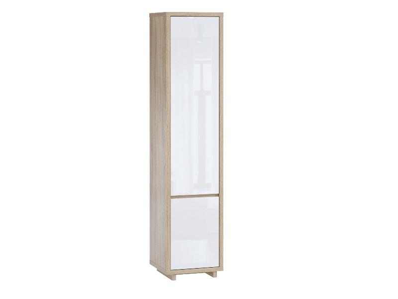 Шкаф-пенал 2 двери Аспен