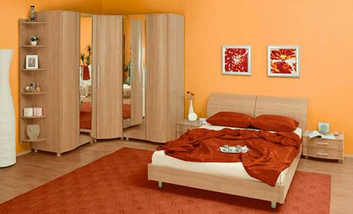 Спальня Дольче Нотте №7