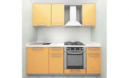 Кухня Оранж 2000