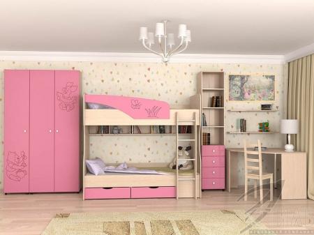 Мебель для детской Юниор 4 Композиция 2