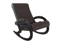 Кресло-качалка Вилла (экокожа)