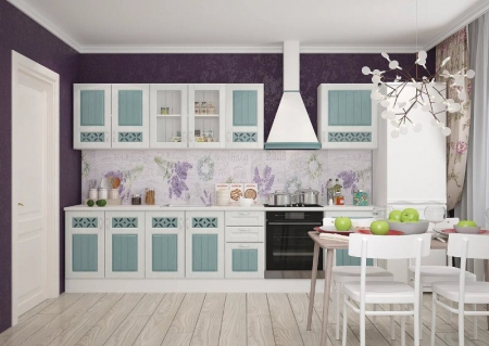 Кухонный гарнитур Камелия 1,8 м
