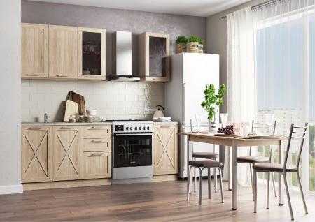 Кухонный гарнитур Легенда 33 (1,6 м)
