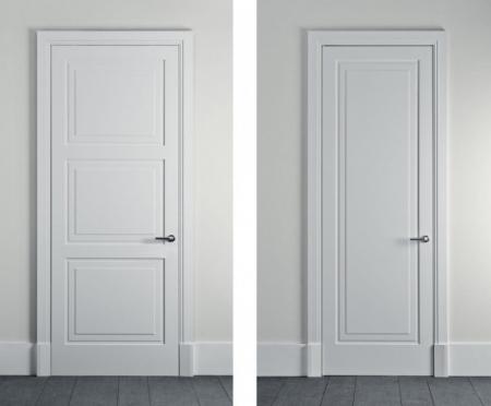 Обналичка дверей, входных групп